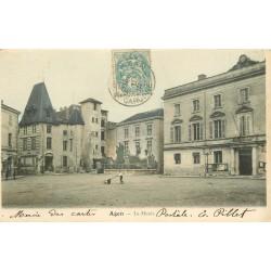 47 AGEN. Le Musée 1904
