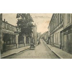 47 MARMANDE. Le Collège Grand'Rue de Lestang 1915