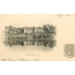 49 VILLEVÊQUE 1903
