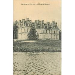 50 CERENCES. Château de Bourey