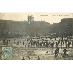 50 GRANVILLE. Les Bains de Mer 1907