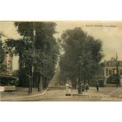 93 SAINT-DENIS. Cours Ragot 1918