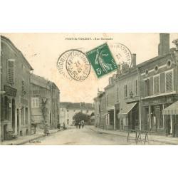54 PONT-SAINT-VINCENT. Coiffeur et Modes Rue Nationale 1911