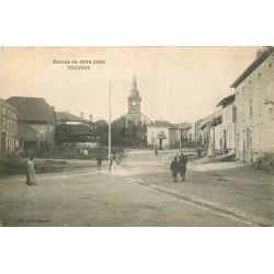 54 PEXONNE. Rue Principale 1916