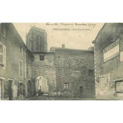 42 SURY-LE-COMTAL. Porte dite du Cloître 1909