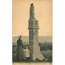 22 PORTZ-EVEN. Paimpolaise à la Statue Notre-Dame de Perros-Hamon 1922