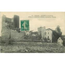 24 LALINDE. Château de Cause-de-Clérans
