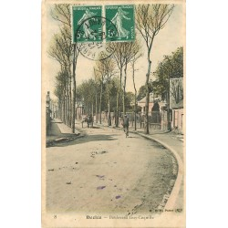 58 DECIZE. Boulevard Guy Coquille 1909