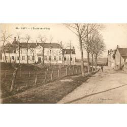 58 LUZY. Ecole des Filles éditions Vilaire