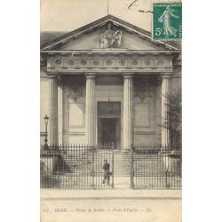 3 x Cpa 41 BLOIS. Le Palais de Justice 1910, Entrée et Hôtel des Postes 1915