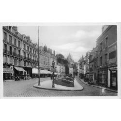 2 x Cpa 41 BLOIS. Nombreux Commerces rue Denis-Papin 1948