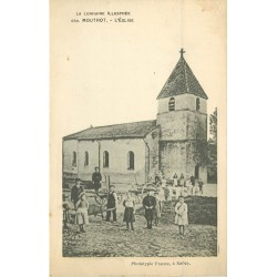 54 MOUTROT. L'Eglise