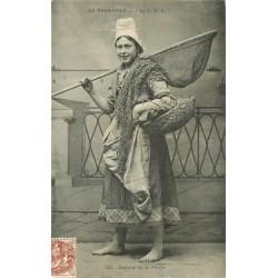 50 CHERBOURG. Le Retour de la Pêche vers 1905