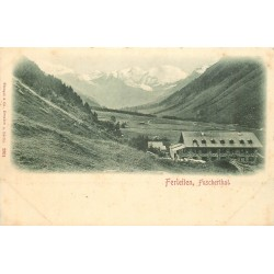 FERLEITEN FUSCHERTHAL vers 1900