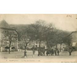 48 MARVEJOLS. Place des Cordeliers
