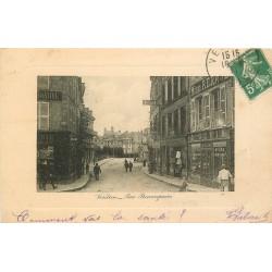 55 VERDUN. Rue Beaurepaire maison de mode Renaud 1911