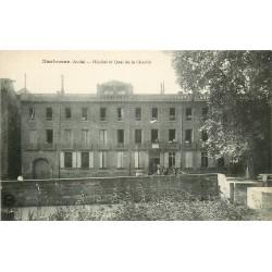 11 NARBONNE. Hôpital Quai de la Charité