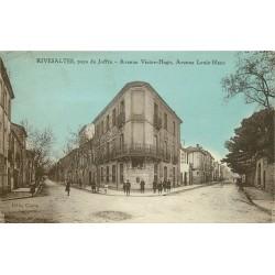 66 RIVESALTES. Avenues Victor-Hugo et Louis-Blanc