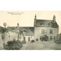 41 SAINT-GERVAIS. Maison du XVI° siècle par Blois 1920