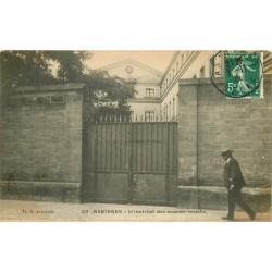 92 ASNIERES SUR SEINE. L'Institut des sourds-muets 1908