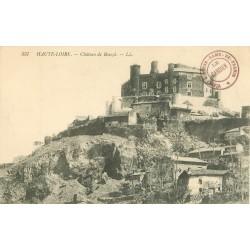 43 Château de Bouzol tampon à Notre-Dame-de-France