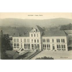 71 MATOUR. Ecole Mairie 1912