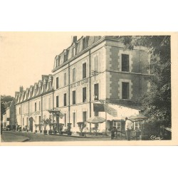 71 BOURBON-LANCY Thermal. Hôtel Saint-Léger