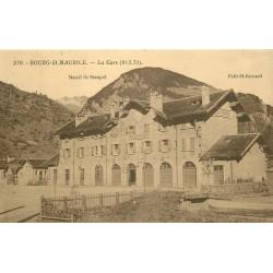 73 BOURG-SAINT-MAURICE. La Gare 1939