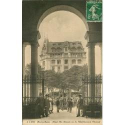 73 AIX-LES-BAINS. Hôtel Arc Romain 1912