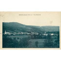 74 BOËGE. Le Village 1933