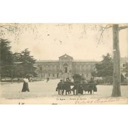 47 AGEN. Palais de Justice 1903