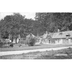 76 Allouville Bellefosse CHATEAU DE BOISHIMONT. Cour des Communs
