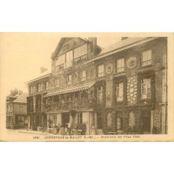76 GONNEVILLE-LA-MALLET. Hostellerie des Vieux Plats