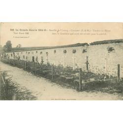 77 CHAMBRY. Tombes de Héros au Cimetière Bataille de l'Ourcq