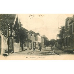 77 BARBIZON. La Grande Rue 1905