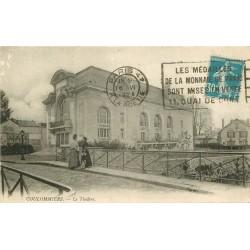 77 COULOMMIERS. Le Théâtre 1926
