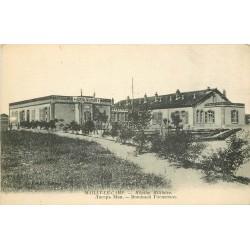 10 MAILLY-LE-CAMP. Hôpital Militaire des troupes Russes en France