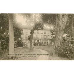 3 Cpa 78 MARLY-LE-ROI. Maison repos pour Jeunes Filles, Allée de la Comédie 1911 et Fontaines du Viaduc 1903