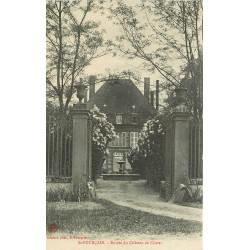 03 SAINT-POURCAIN. Château de Chatet