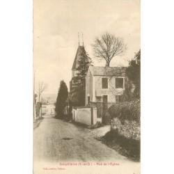 78 GOUPILLIERES. Rue de l'Eglise