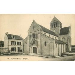 78 GASSICOURT. L'Eglise