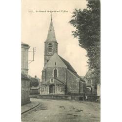 78 LE MESNIL SAINT-DENIS. L'Eglise