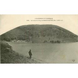 COMPAINS. Lac et Puy de Montcineyre