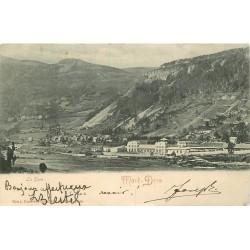 63 LE MONT-DORE. La Gare 1903