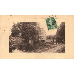 03 CUSSET. Un vieux Moulin à Presles 1913
