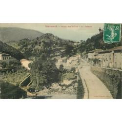 81 MAZAMET. Le Jamarié Route des Usines