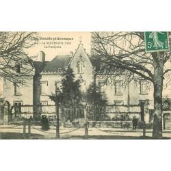 85 LA ROCHE-SUR-YON. Le Presbytère 1909
