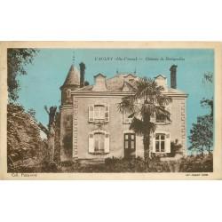 87 VAULRY. Château de Bretignolles 1935