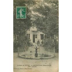 87 LE MAS-GAUTHIER. Villa Lescuras 1910