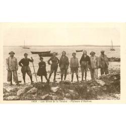 17 LES RIVES DE LA SEUDRE. Pêcheurs d'Huîtres